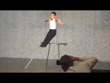 Выступление Сотникова Дениса на фестивале