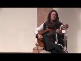 Классная игра на гитаре, просто офигенная!!!! ТАк вот сумасшедший по своему человек.