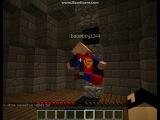 Minecraft LuckyVerse #8 VampireZ (кладем кирипичи за выжевшего)