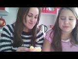 вызов принят от алины и вики))) колбаса+лимон