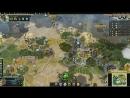 Команда 3х3: Карфаген, Греция, Кельты vs. Голландия, Россия, Германия. Sid Meier's Civilization