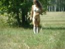 Мое хобби: люблю гулять без трусиком
